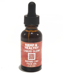 hemp cbd oil skincare relief terpenes liquid glow